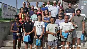 Caussade. Tournoi d'été du Tennis Quercy caussadais : Kelly N'Gaimoko et Romain Rodriguez vainqueurs - ladepeche.fr