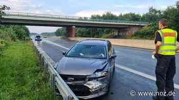 Zwei Unfälle auf A31 bei Haren nach starken Regenfällen - NOZ