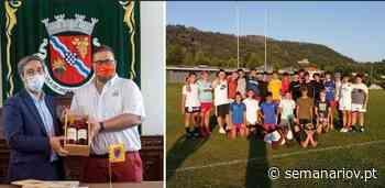 Equipa de rugby 'Stade Langonnais' estagiou em Arcos de Valdevez - Semanário V