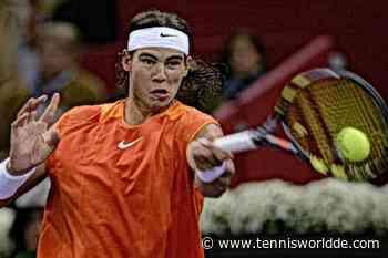 "Rafael Nadal in Madrid 2005: ""Radek Stepanek ist im Moment meine einzige Sorge..."" - Tennis World DE"
