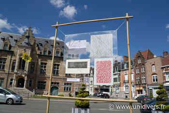 « ItinérancE », circuit artistique Jardin de la Médiathèque samedi 18 septembre 2021 - Unidivers