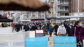 Port du masque : il est à nouveau obligatoire de Bray-Dunes à Grand-Fort-Philippe - La Voix du Nord