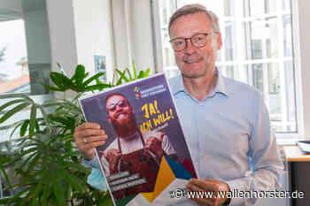 Bürgermeister Otto Steinkamp unterstützt Impfkampagne - Wallenhorster.de