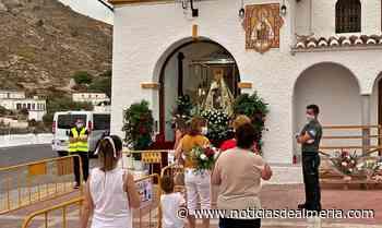 La Virgen del Carmen de Río Chico estará expuesta desde el miércoles - Noticias de Almería