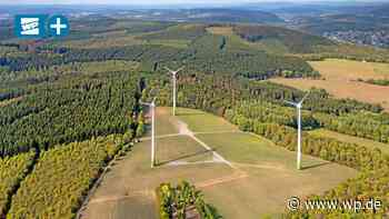 Netphen und Wilnsdorf: Ärger über neue Windpark-Zonen - wp.de