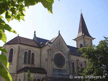 Visite guidée de l'église Saint-Michel Église Saint-Michel samedi 18 septembre 2021 - Unidivers