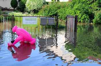 Hallerndorf: Hochwasser führt zu Stromausfall - 'hat sich schon abgezeichnet' - inFranken.de