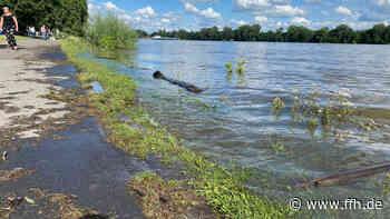 Oestrich-Winkel: Uferweg und Unterführung gesperrt - HIT RADIO FFH