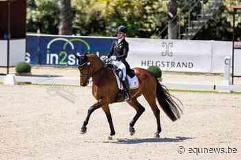 EK Dressur: Jette de Jong knap in top tien Freestyle - equnews.be