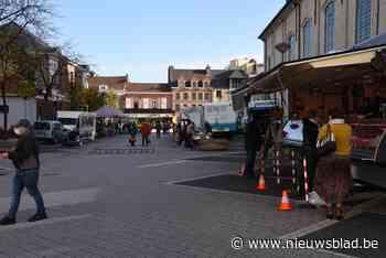 Meer terrassen, minder auto's: markt in Zele krijgt grondige make-over - Het Nieuwsblad