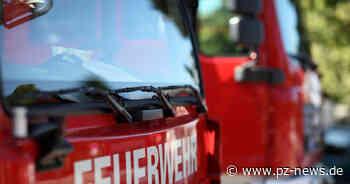 Verpuffung an Pelletofen in Keltern ruft Feuerwehr auf den Plan - Pforzheimer Zeitung