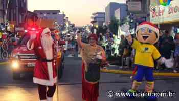 Natal Encantado de Sombrio já começou a ser preparado - Uaaau