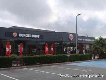 Trois personnes ont tenté de cambrioler le restaurant Burger King de Soissons - Le Courrier picard