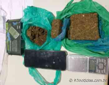 Traficante é preso em Tobias Barreto - 93Notícias