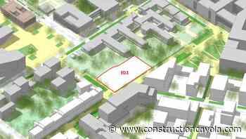 Orsay : une consultation pour une résidence étudiante et un parking silo réversible - Construction Cayola