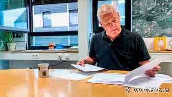 Ralf Hechler äußert sich zur gescheiterten Verfassungsbeschwerde - SWR