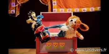 Spectacle de marionnettes / Doudou Vieux-Boucau-les-Bains vendredi 23 juillet 2021 - Unidivers