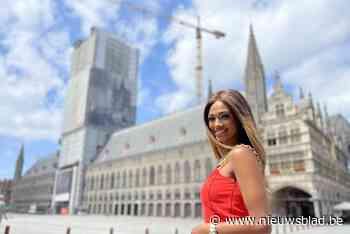 """Met Miss België Kedist Deltour (23) op wandel door de stad waar alles begon: """"Ik kreeg hier heel wat kansen"""""""