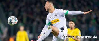Borussia Mönchengladbach: Ramy Bensebaini ist zurück auf dem Platz - LigaInsider