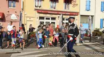 Remise de médailles et défilé pour le fête nationale à Vesoul - La Presse de Vesoul