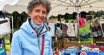 Lamballe-Armor - À Lamballe, Sophie et ses sacs ont fait leur marché - Le Télégramme