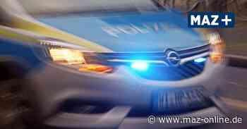 Schüsse in Hennigsdorf: Polizeibekannter 60-Jähriger in psychischem Ausnahmezustand - Märkische Allgemeine Zeitung