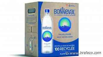 L'eau de Bonneval fait son entrée sur le marché - Bref Eco