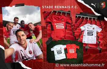 PUMA Football Dévoile Les Nouveaux Maillots 2021-2022 Du Stade Rennais F.C. - ESSENTIAL HOMME - Essential Homme