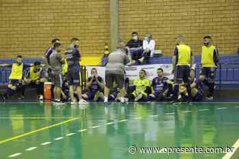 Santa Helena Futsal termina em 1º lugar da chave e se concentra à próxima fase - O Presente