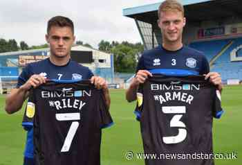 Carlisle United announce new kit sponsorship deal with Cumbrian firm - News & Star