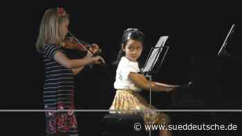 Kleine Musiker ganz groß - Süddeutsche Zeitung