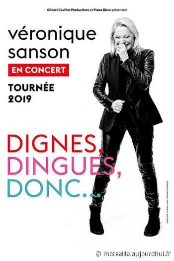 VERONIQUE SANSON - LES LIVES DE SAINT RAPHAEL 2021 - AGORA-PALAIS DES CONGRES, Saint Raphael, 83700 - Sortir à Marseille - Le Parisien Etudiant