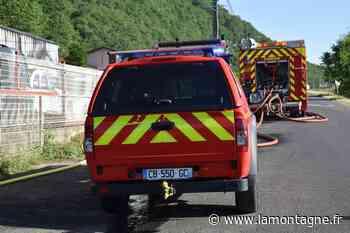 Trois blessés légers dans une collision frontale à Ussel (Cantal) - La Montagne