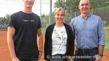TC Stetten im Gefühlswellenbad - Tennisclub Stetten erlebt zwei völlig gegensätzliche Jahre - Schwarzwälder Bote