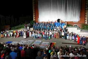 Stetten am kalten Markt: Im zweiten Anlauf soll es mit der Preisverleihung für das Stettener Sommertheater klappen - SÜDKURIER Online