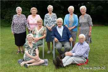 Broers en zussen uit Kasterlee zijn samen 777 jaar oud - Gazet van Antwerpen