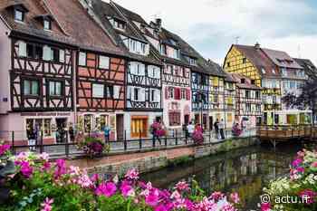 Colmar : des QR codes en réalité augmentée pour découvrir la ville - actu.fr