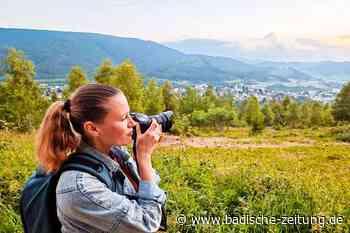 Wälder und Berge liefern die Motive - Titisee-Neustadt - Badische Zeitung