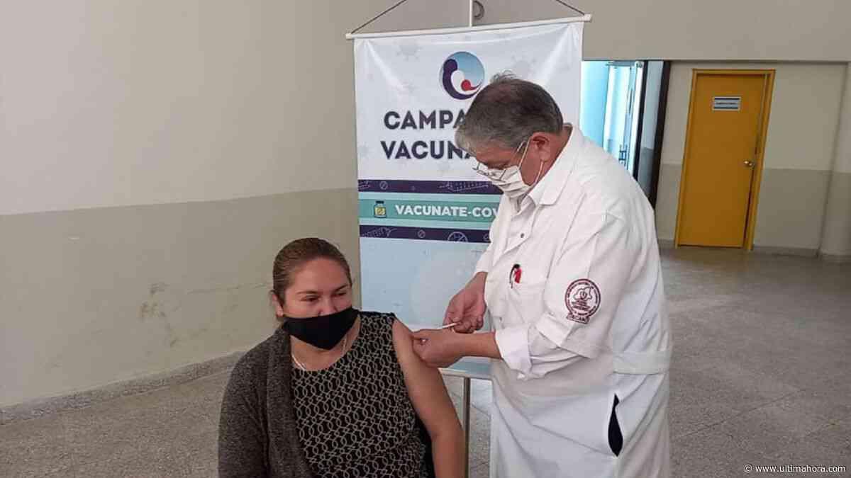 En Coronel Oviedo ya no se vacunará por terminación de cédula - ÚltimaHora.com