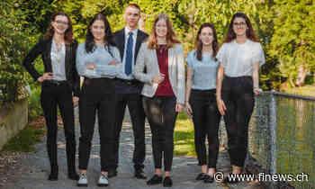 OKB: Sechs Lernende feiern Abschluss - Zürich - finews.ch