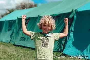 """Jules (6) geëvacueerd op zijn allereerste scoutskamp """"De leiding heeft het fantastisch gedaan"""""""