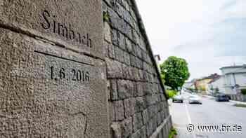 Nach der Katastrophe: Besserer Hochwasserschutz für Simbach - BR24