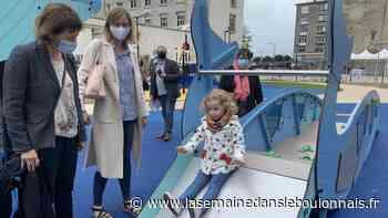 Boulogne-sur-Mer : la place de France devient la place des enfants - La Semaine dans le Boulonnais