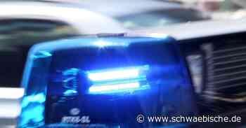 Essingen: Mann bei Gartenfest niedergeschlagen - Schwäbische