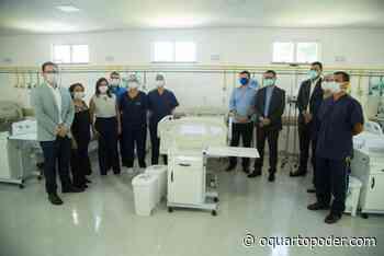 Rafael Leitoa destaca estratégias para melhorar atendimento em hospital de Timon - O Quarto Poder