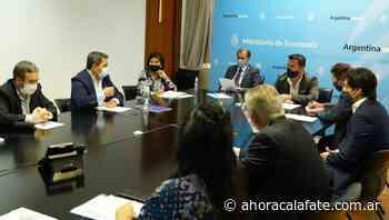 ADELANTO. Se suspendió la reunión provincias petroleras en El Calafate - FM Dimensión - El Calafate