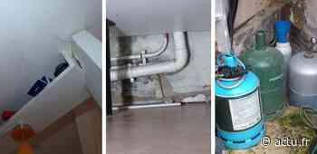 Maison insalubre à Elbeuf : En danger chez eux, quelles solutions pour cette famille ? - actu.fr