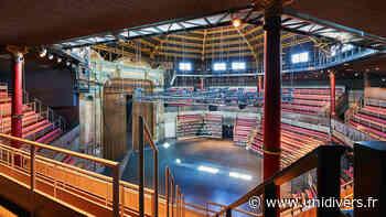 Visite guidée du Cirque-Théâtre d'Elbeuf Cirque-théâtre d'Elbeuf samedi 18 septembre 2021 - Unidivers