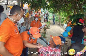 'Gerente en la Calle': campaña a 15 mil habitantes de Sitionuevo - hoydiariodelmagdalena.com.co