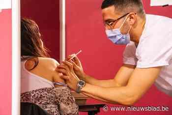 Zaterdag vaccineren zonder afspraak in Pallieterland